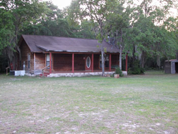 Big Bass Cabinat The Sand Ridge is the perfect family vacation